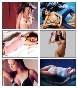 Adriana Lima Model Screensaver