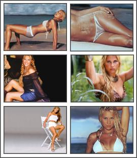 Anna Kournikova Screensaver