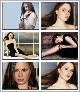 Free download Anna Paquin Screensaver