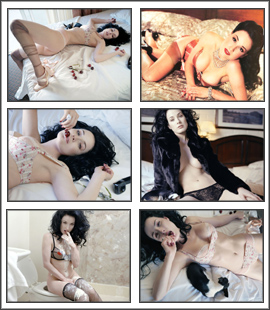 Dita Von Teese Screensaver