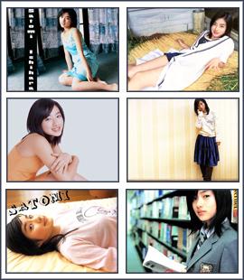 Free download Ishihara Satomi Cutie Screensaver