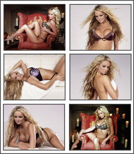 Jennifer Ellison Screensaver
