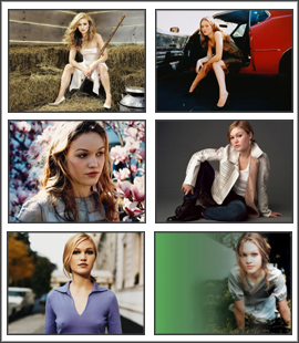 Julia Stiles Screensaver