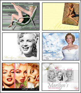 Marilyn Monroe Screensaver