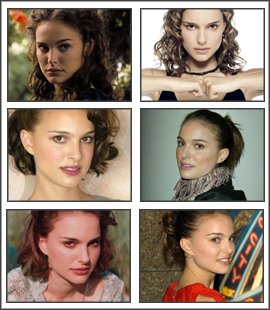 Natalie Portman Screensaver