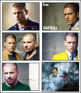 Prison Break Screensaver