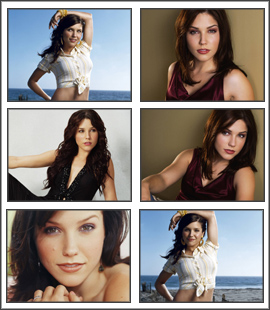 Sophia Bush Screensaver